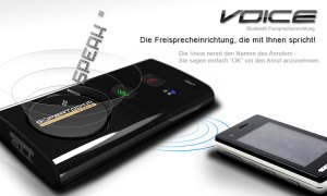 Supertooth Voice Bluetooth Freisprecheinrichtung