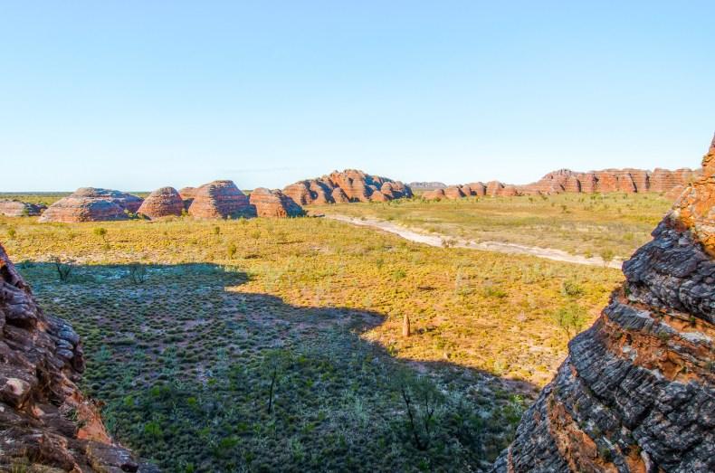 plus beaux paysages d'australie purnululu