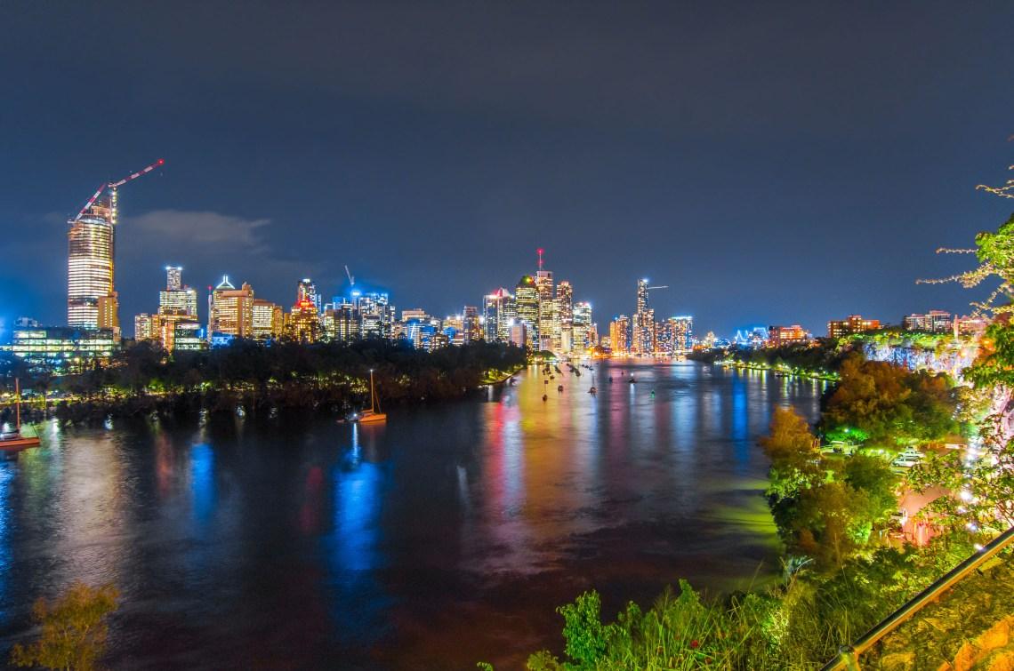 kangaroo point brisbane grandes villes d'australie