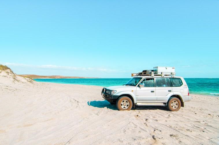 coral bay road trip darwin-perth côte ouest