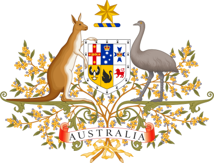 présentation de l'australie emblème