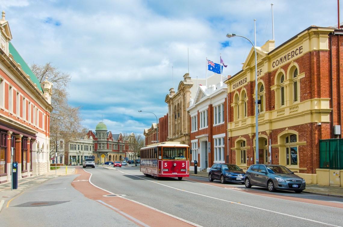 perth grandes villes d'australie