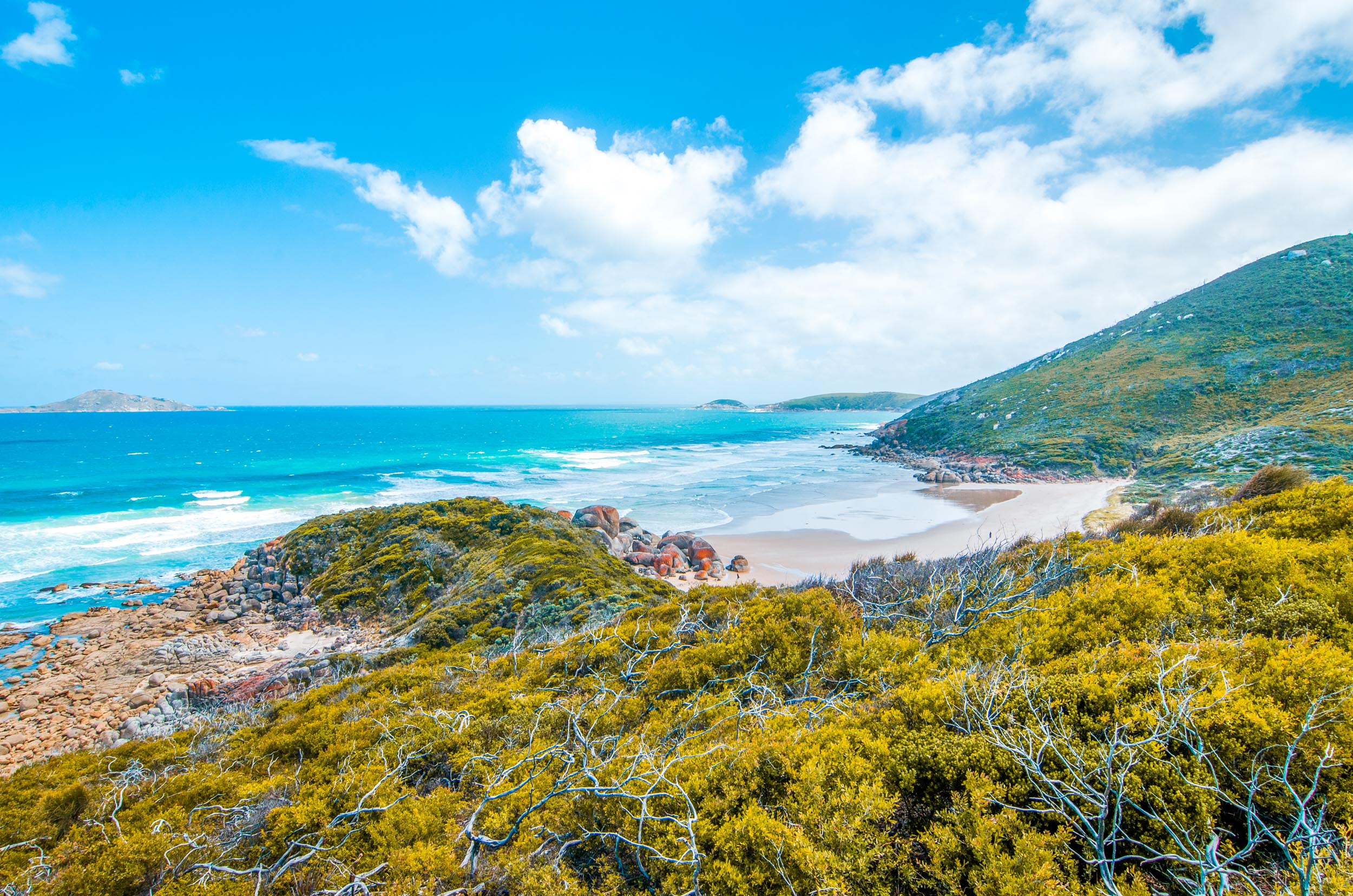 whisky bay wilsons promontory