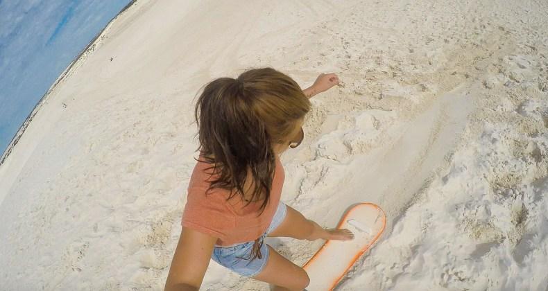 top des activités en australie sandboard