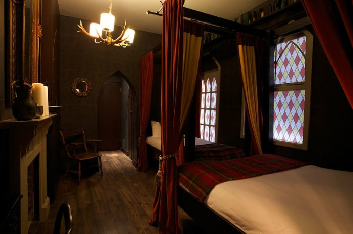 Hotel de Harry Potter en Londres en Supertribus