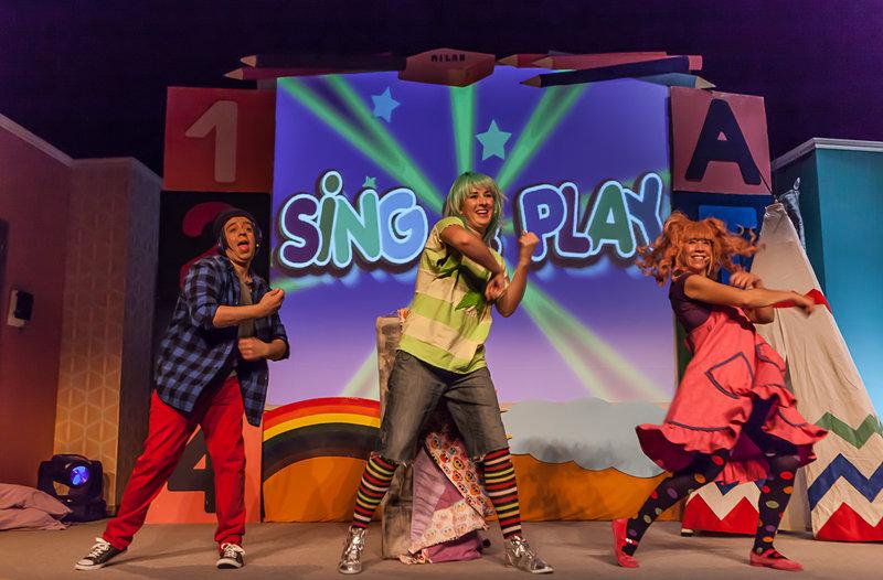 SING & PLAY: EL MUSICAL PARA NIÑOS EN INGLÉS