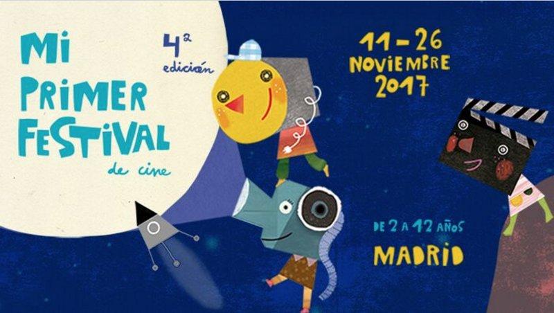 MI PRIMER FESTIVAL DE CINE 2017 LLEGA A MADRID