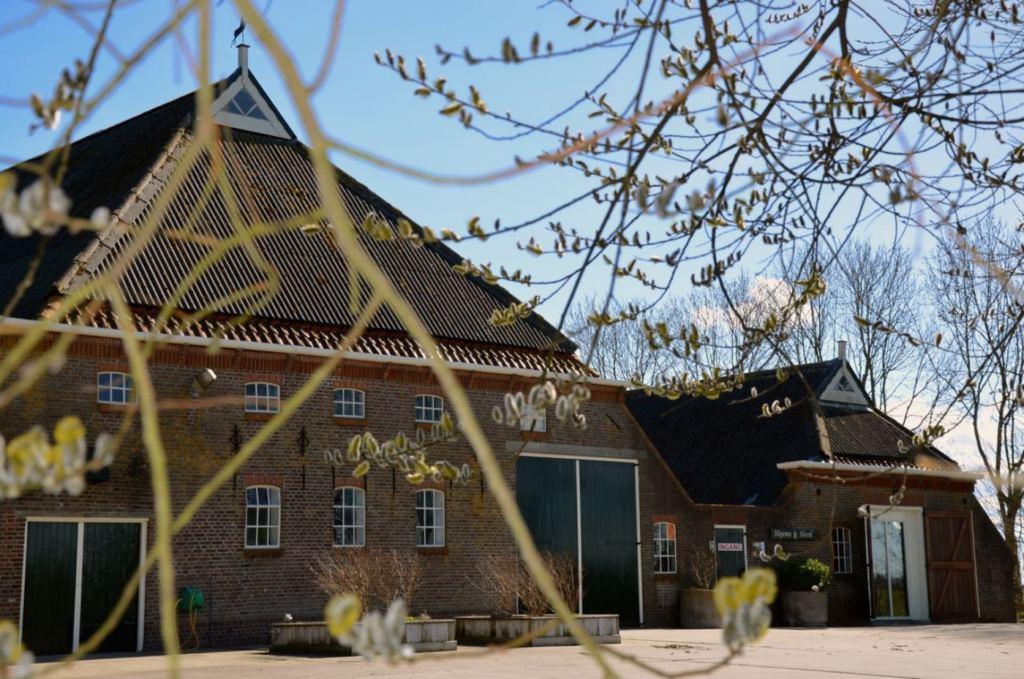 Hayema Heerd Strokasteel  Slapen in Stro  Groningen