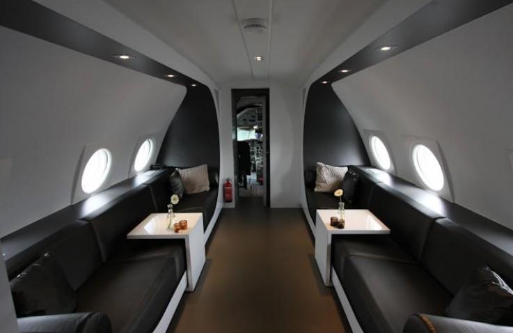 Vliegtuig Suite  Teuge  Gelderland  Nederland  Supertrips