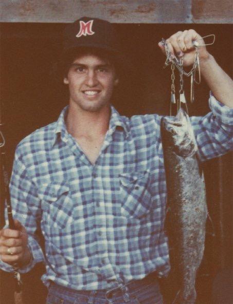 Klamath Lake Rainbow Trout 1982