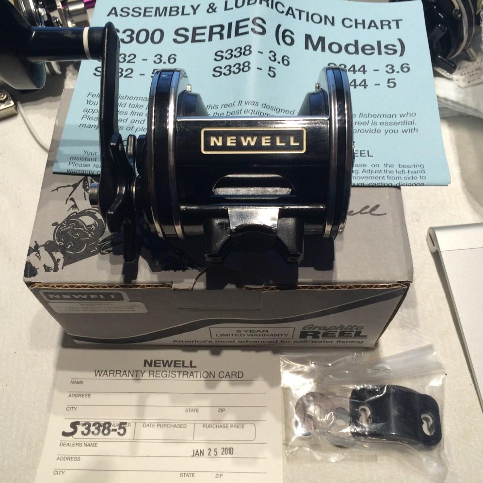 Newell S338-5