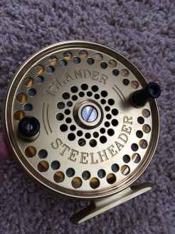 Islander Steelheader Fishing Reel