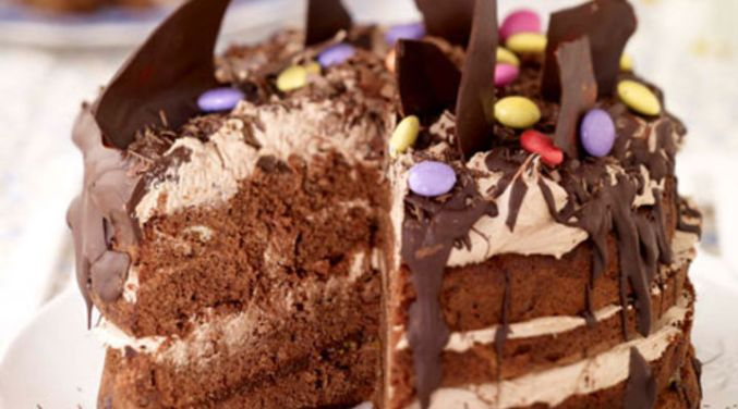 Kevin's Chocolate Cake