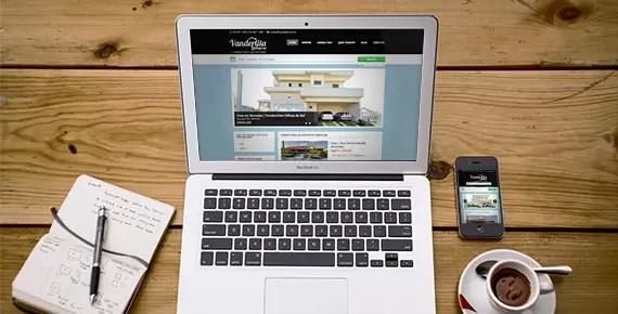 Tenha um Site ou Portfólio Online