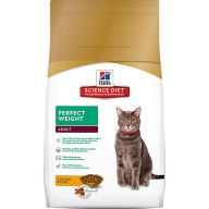 HILLS SCIENCE DIET FELINO ADULT PERFECT WEIGHT 3lb