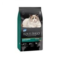 EQUILIBRIO GATO CASTRADO AUDULTO + 7 AÑOS 1.5 KG