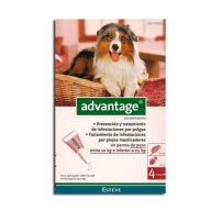 Advantadge 2.5 ML Perros de 10 a 25 Kilos