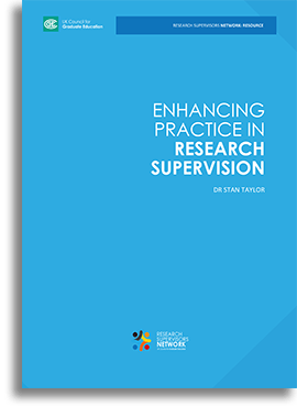 Enhancing Practice in Research Supervision