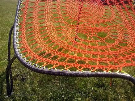 feuille orangee metal tresse supervolum (6)