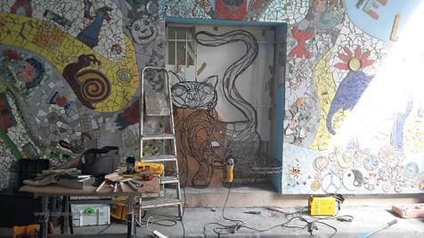 chat piat sculpture metal sara renaud supervolum (17)