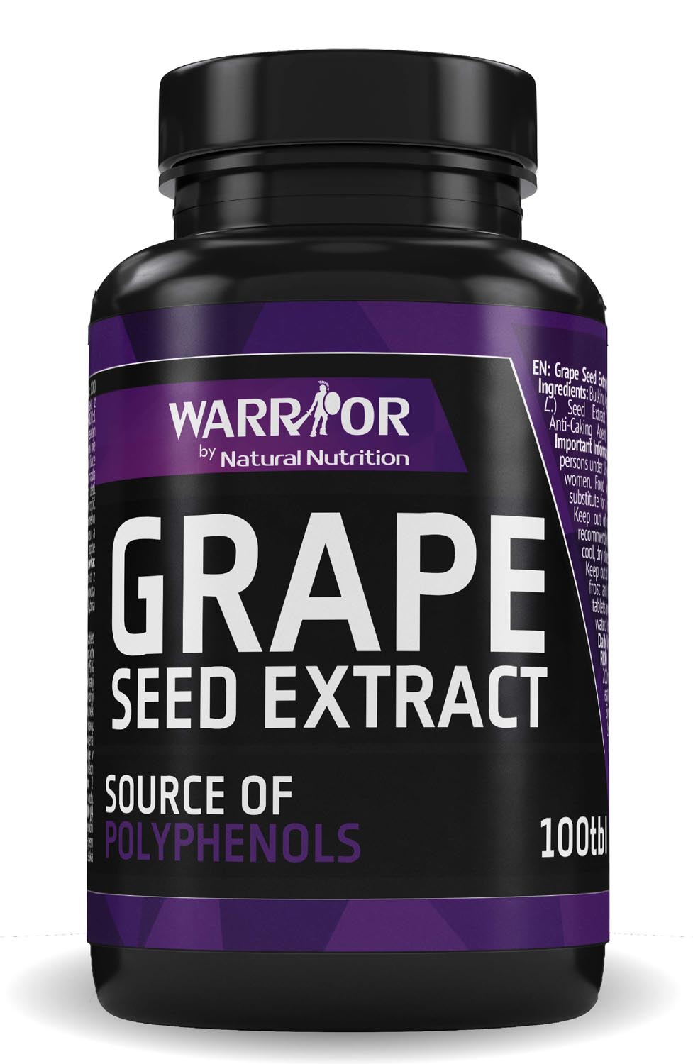 GRAPE SEED EXTRACT – EXTRAKT Z HROZNOVÝCH JADIER tab.