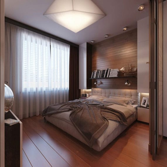 Modern Bedroom Design Ideas For Small Bedrooms