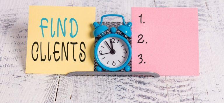 Read more about the article Comment trouver des clients en freelance ?