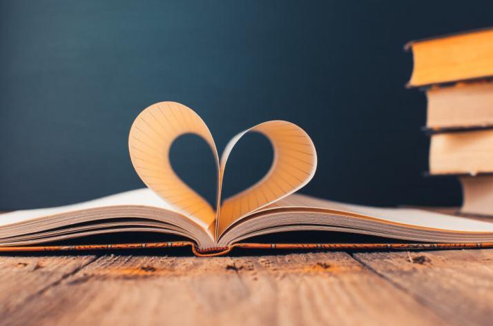 livre: objet d'émotion