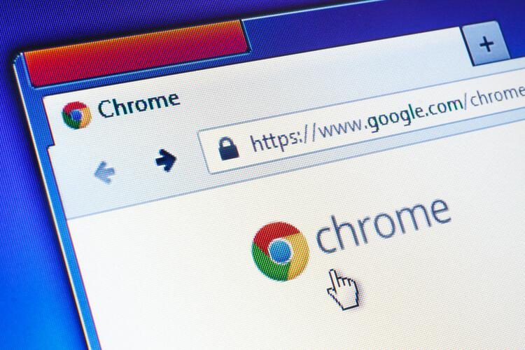 appli de Chrome