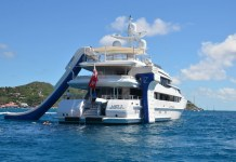 FunAir – inflatable superyacht toys