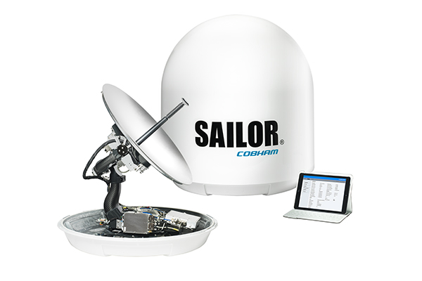 SAILOR 600 VSAT Ka