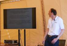 Cathelco's presentation at Palma Superyacht Show