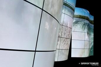 LG Curved OLED Display 2