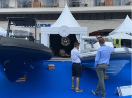 Ribeye at MYS (c) Superyacht Technology News
