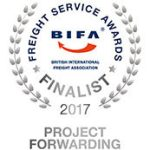 Superior Freight-UK: Finalist for BIFA Awards