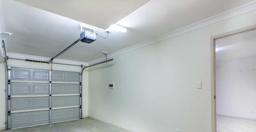 Garage Heater Installation Minneapolis Anoka Garage Lighting Installation | Garage Electrical