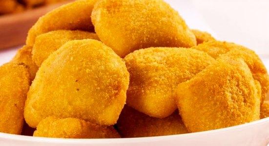 Imagem de risoles de presunto e queijo