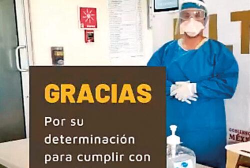 Promueven apoyo al personal de salud que atiende a pacientes con covid-19 / UABC