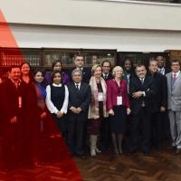 Hacia el espacio nacional de educación superior: El convenio regional latinoamericano