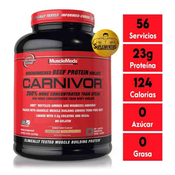 Proteína Carnivor Beef Protein 4.4Lb Chocolate Peanut Butter