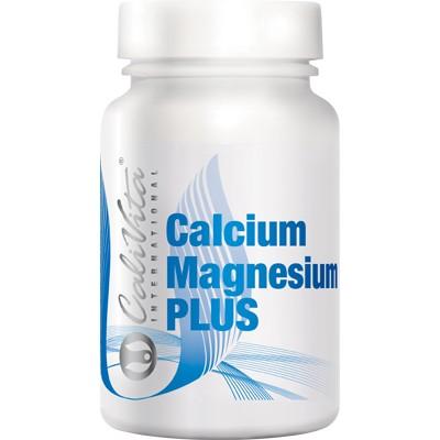 Calcium Magnesium Plus Calivita flacon 100 capsule