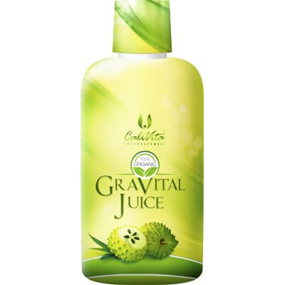 Gravital Juice Calivita flacon 946ml