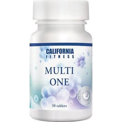 Multi One Calivita flacon 30 tablete