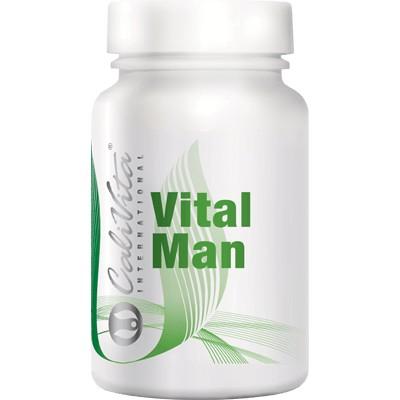 Vital Man Calivita flacon cu 60 tablete