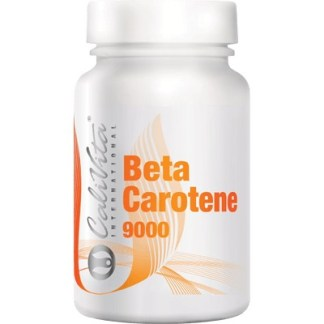 Beta Caroten Calivita flacon 100 capsule
