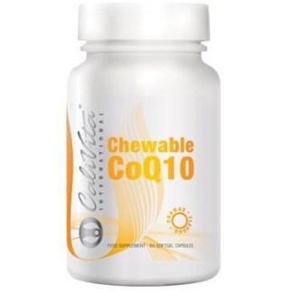 Coenzima Q10 Masticabila flacon 60 capsule gelatinoase