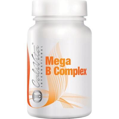 Mega B Complex Calivita flacon 100 tablete
