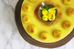 Traditional Simnel Cake is always topped with 11 marzipan balls find out how to make it at Supper in the Suburbs