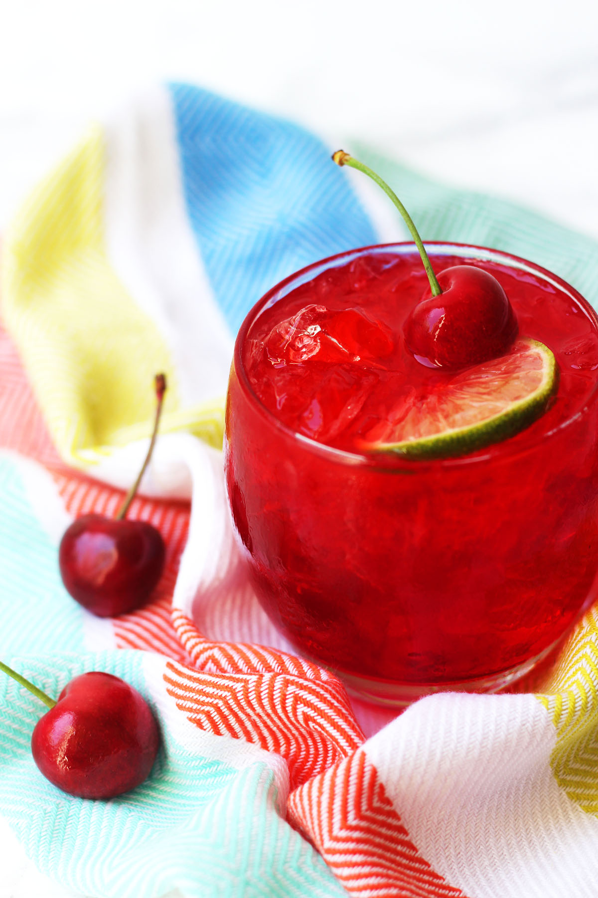 images Sour-Cherry Gin Smash