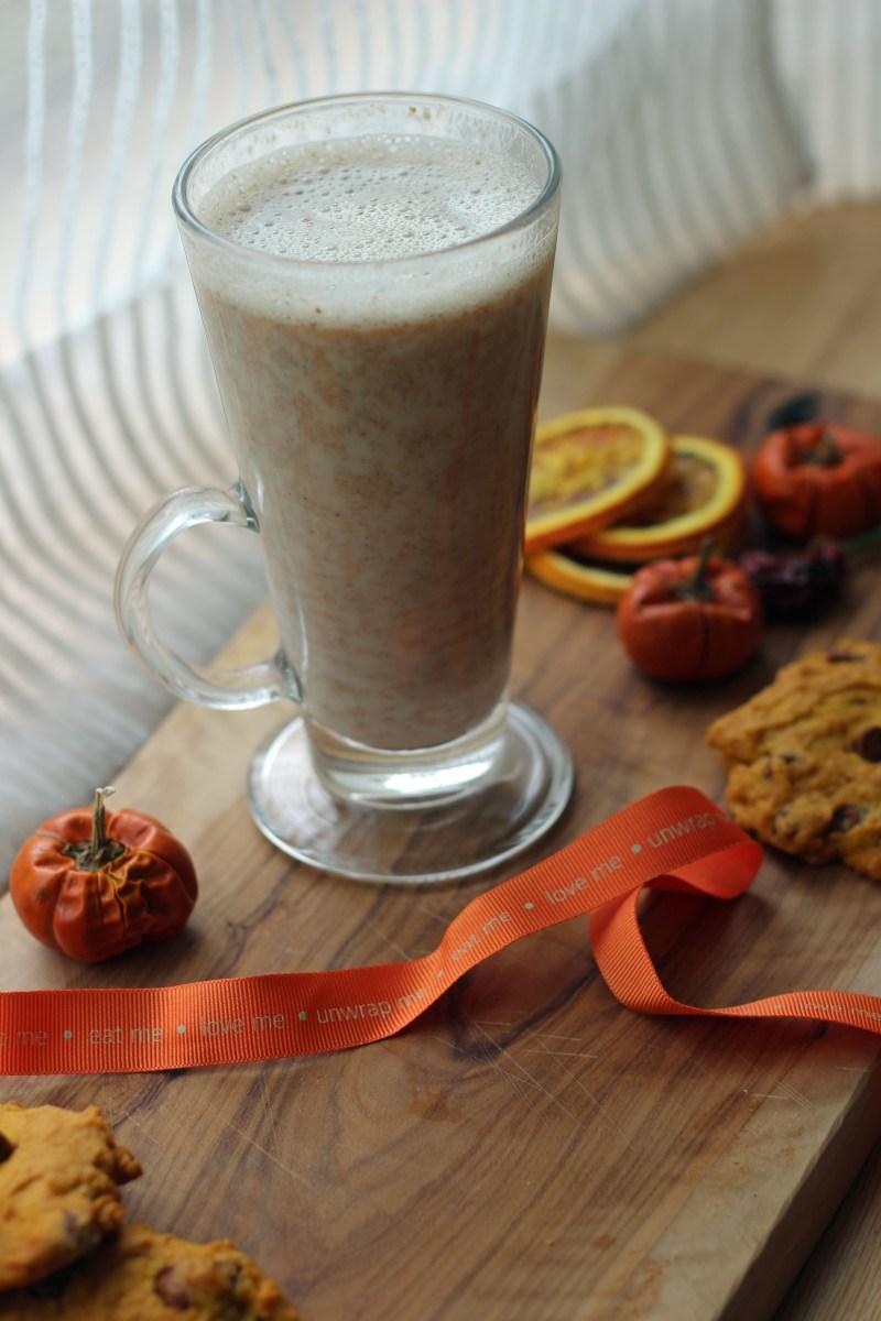 3. Pumpkin Spice Latte